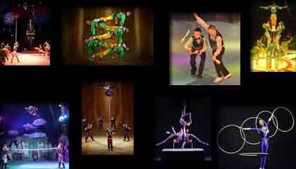 3473 Circus Show