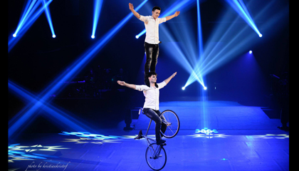 Bicycle / Unicycle