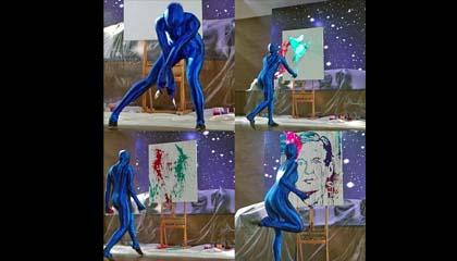 1848 Dance Painters