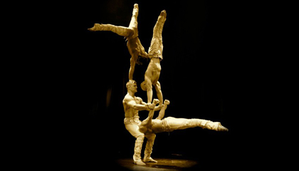 Acrobatic group