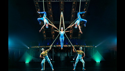 Aerial act's